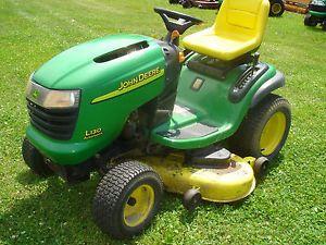HP Kohler Hydrostatic Riding Lawn Tractor 960460024 on ...