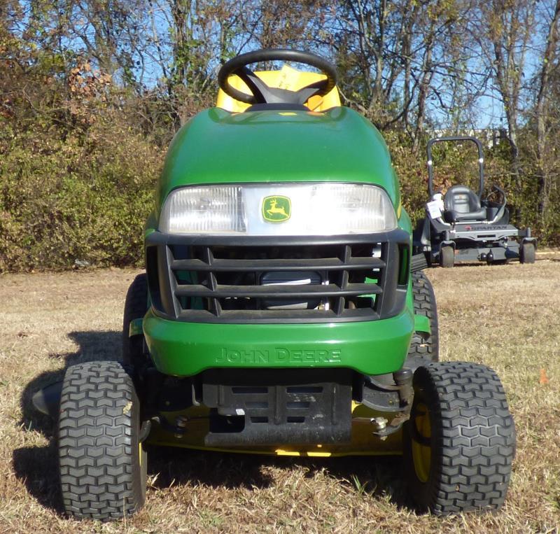 Used John Deere LA110 42 Lawn Tractor 19.5 HP | eBay