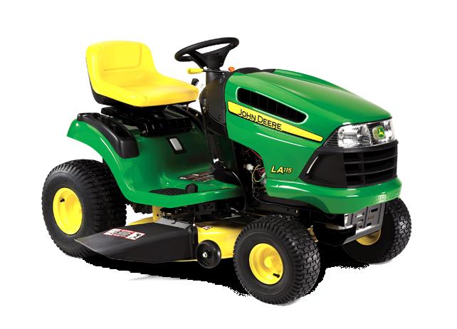 John Deere LA125 100 Series Lawn Tractors JohnDeere.com