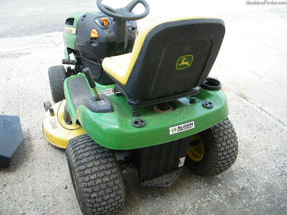 John Deere LA125 Lawn & Garden Tractors for Sale   [75570]