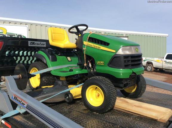 2004 John Deere LA130 - Lawn & Garden Tractors - John ...