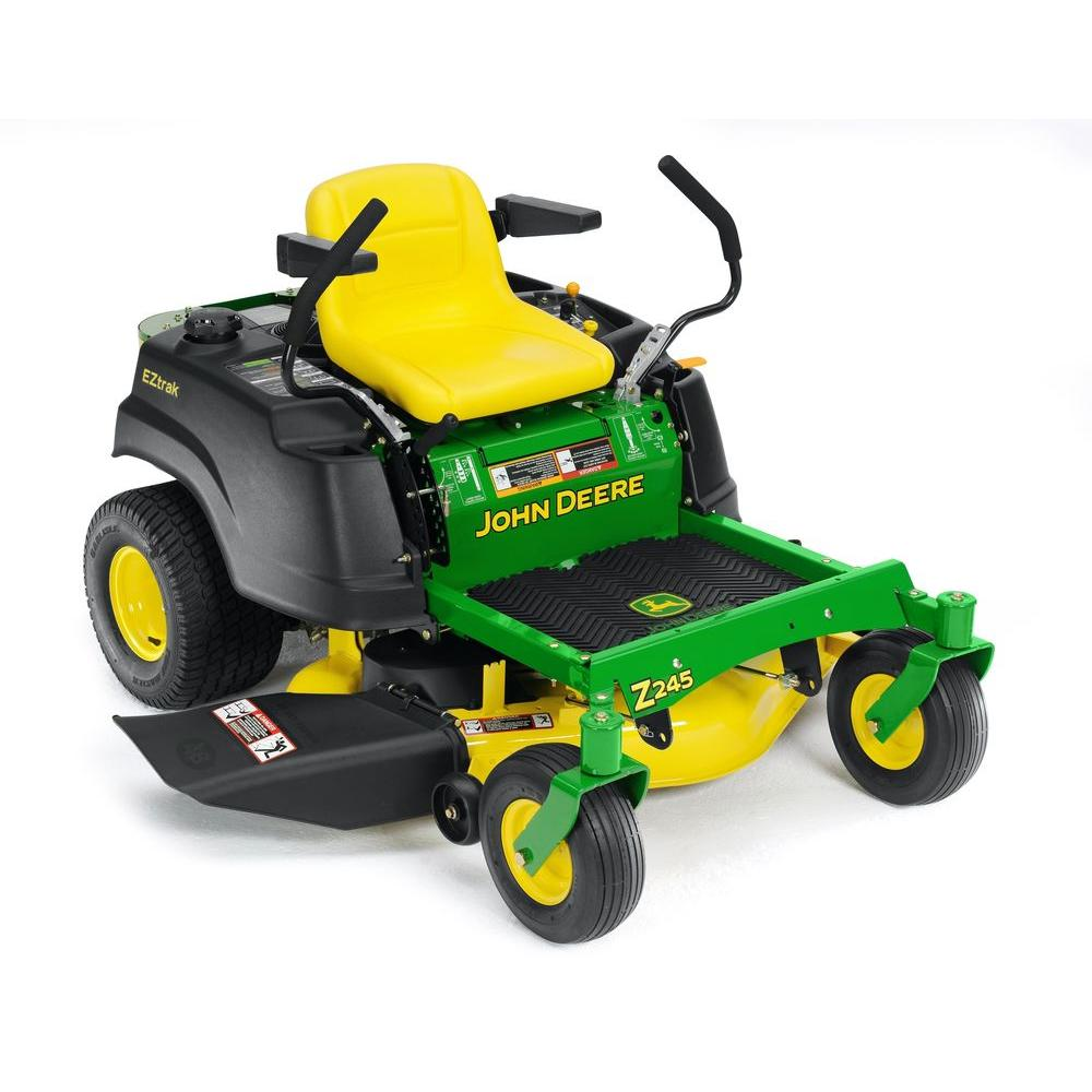 John Deere EZtrak (Z245) 48 in. 23 HP V Twin Zero turn ...