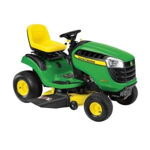 24 HP Hydrostatic Front Engine Riding Mower BG20656 on ...