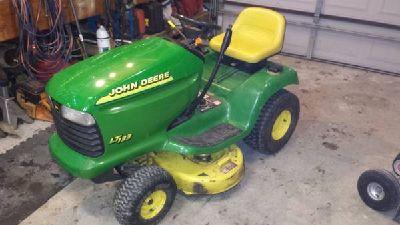 John Deere Tractor - Gurnee Classifieds - Claz.org
