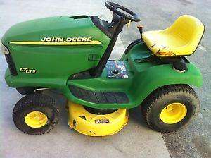 Riding Lawnmower Mower Lawn Tractor Runs Yard Machines 38 ...