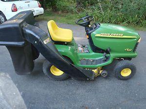 Kawasaki FH721V FH721V FS18 R 25HP 25 HP Lawn Tractor ...