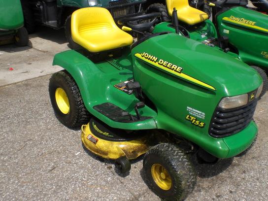 John Deere LT155 Lawn & Garden and Commercial Mowing ...