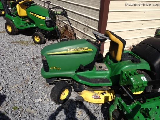 John Deere LTR180 Lawn & Garden and Commercial Mowing ...