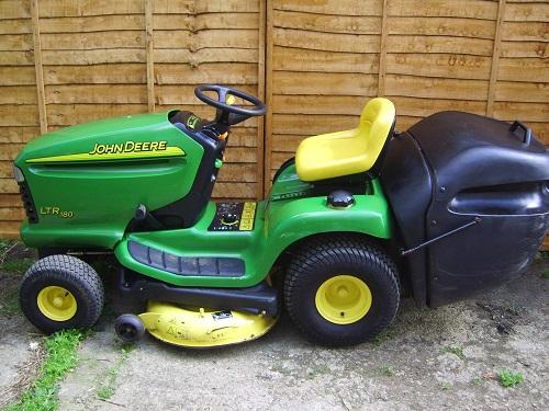 Mowersave : For Sale Used John Deere LTR180 £1500