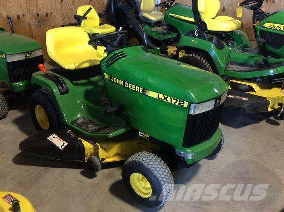 John Deere LX172 for sale Hampshire, IL Price: $600 | Used ...