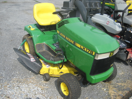 1997 John Deere LX178 Lawn & Garden and Commercial Mowing ...