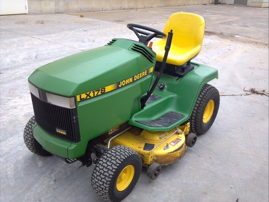 1996 John Deere LX178 Lawn & Garden and Commercial Mowing ...