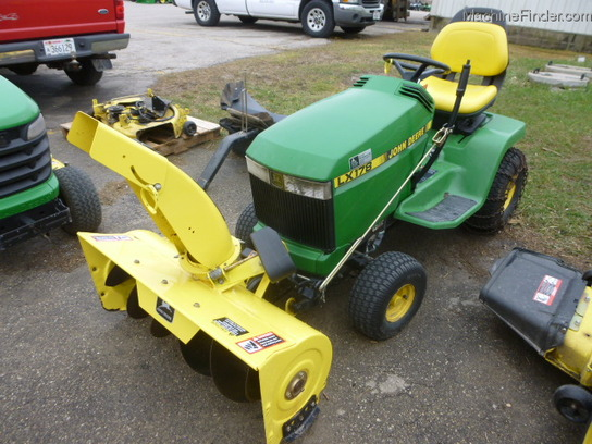 1994 John Deere LX178 Lawn & Garden and Commercial Mowing ...