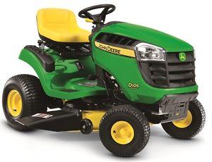 John Deere D105 Riding Lawn Mower 42 Inch 17.5 HP