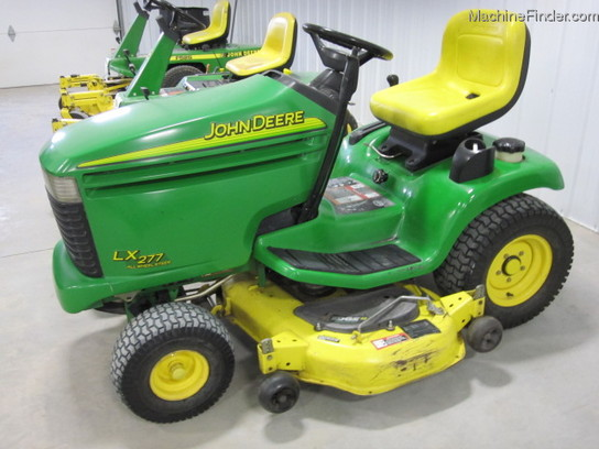 2003 John Deere LX277 Lawn & Garden and Commercial Mowing ...