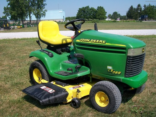 John Deere Lx288 Engine, John, Free Engine Image For User ...