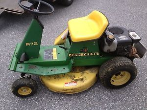 MTD 10 5HP Briggs 30 Deck Riding Mower Lawn Garden Tractor