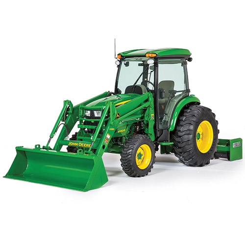 John Deere 4066R 65-HP Compact Utility Tractor - AG-POWER