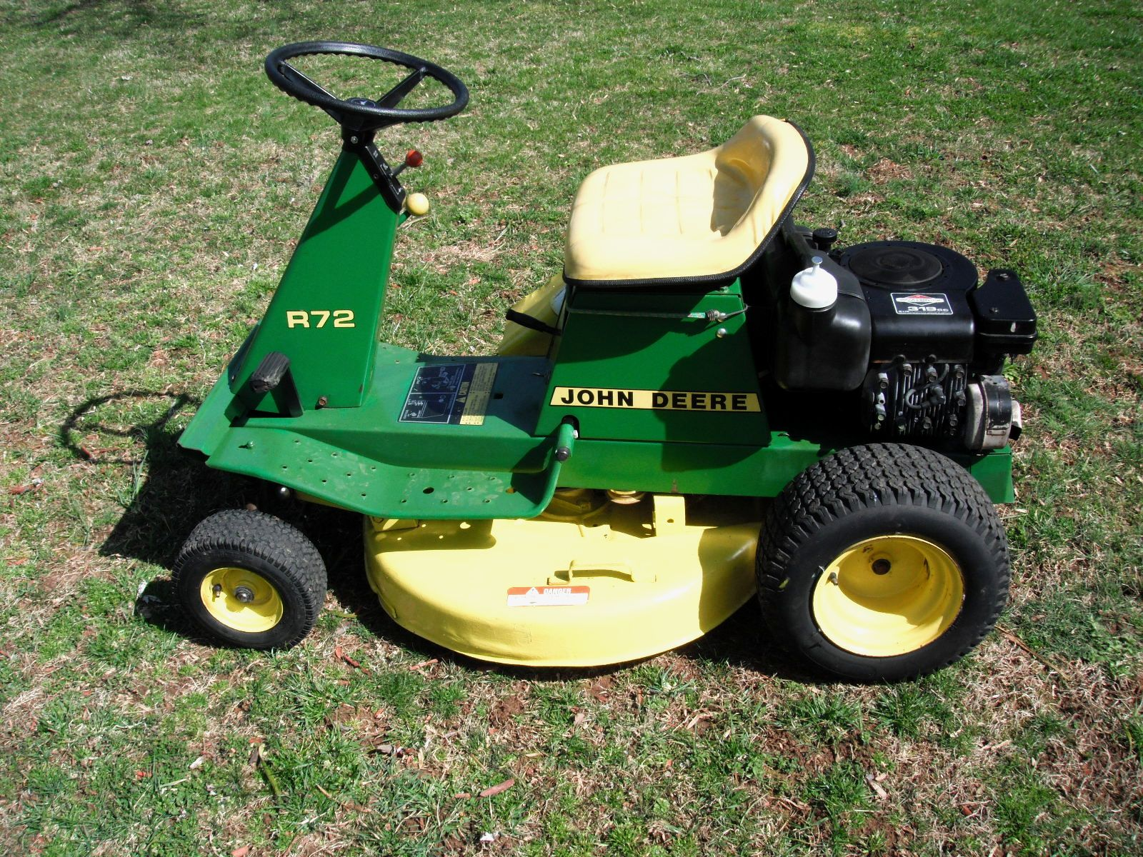 My John Deere 318 a Lifetime Dream comes True