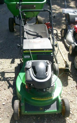John Deere J A 65 6 Hp 5 Speed Lawn Mower
