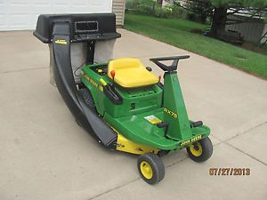 Grasshopper 616 Lawn Mower Front Deck 44