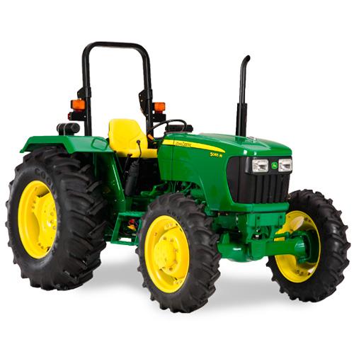 John Deere 5065M 65-HP Utility Tractor - AG-POWER