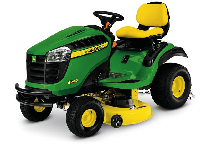 S240 Sport Series Lawn Tractor   S240   John Deere US