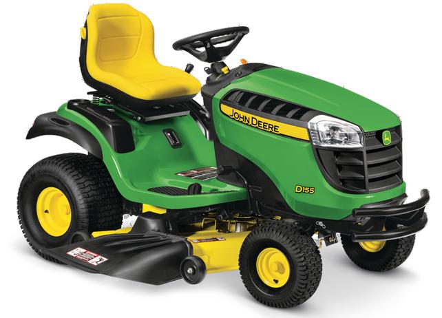 100 Series Lawn Tractor | D155 | John Deere US