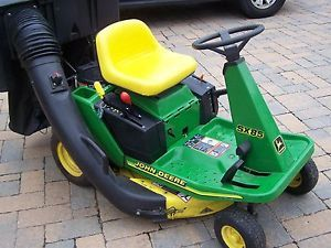 John Deere Sabre Automatic Riding Lawn Mower 16 HP ...