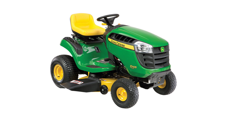 Lawn Tractors | Riding Mowers | John Deere CA