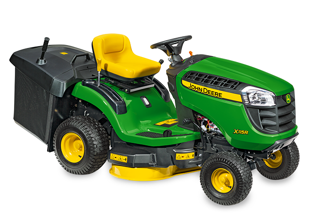 X115R | Riding Lawn Equipment | John Deere UK & Ireland