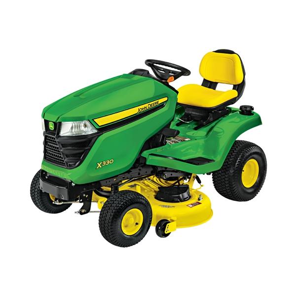 John Deere X330 Riding Lawn Tractor