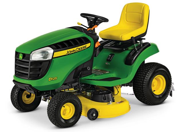 John Deere D125 Lawn Tractors JohnDeere.com
