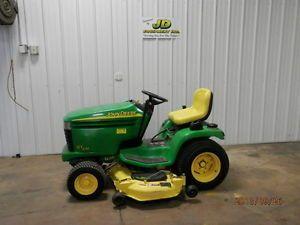 Gilson 18 HP Garden Tractor on PopScreen