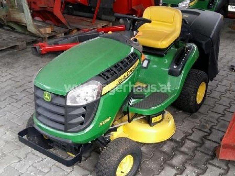 John Deere X135R Lawn tractor, 9900 Lienz - technikboerse.com