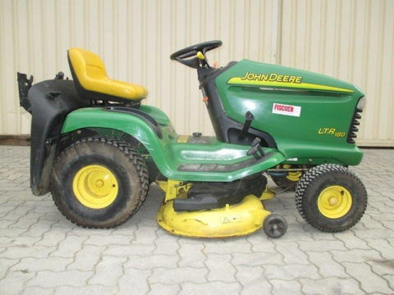 John Deere LTR 180 Lawn tractor, 3073 Stössing ...