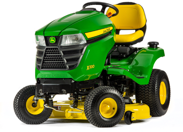 >X300 Select Series Lawn Tractor | X330, 42-in. Deck ...