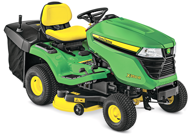 X300 Select Series Lawn Tractor | X350R | John Deere US