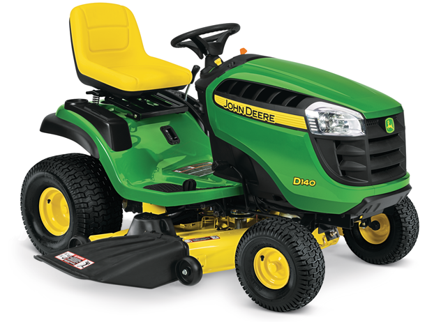 John Deere D100 Series Lawn Tractors | Holland and Sons