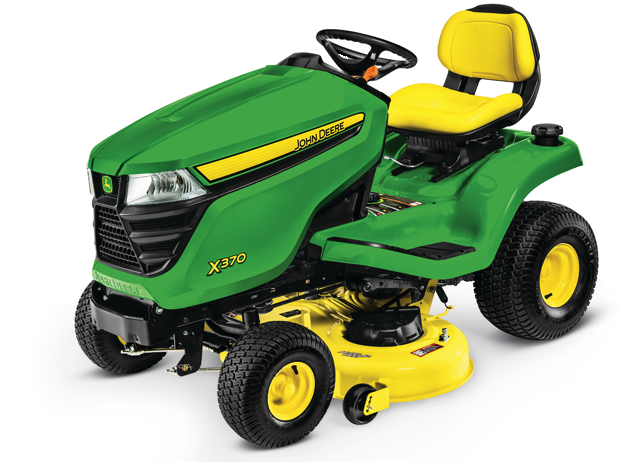 John Deere Select Series X300 Lawn Tractors | Holland & Sons
