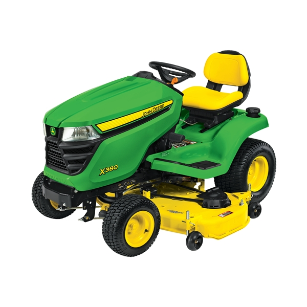 John Deere Select Series X300 Lawn Tractors | Holland & Sons