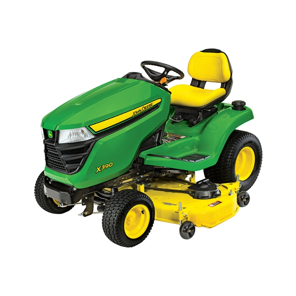 John Deere D140 22-HP V-Twin Hydrostatic 48-in Lawn ...