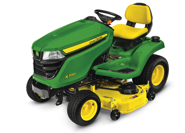 X300 Select Series Lawn Tractor | X390, 48-in. Deck | John ...