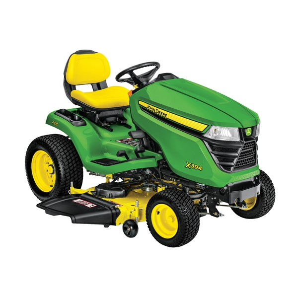 X300 Select Series Lawn Tractor | X394, 48-in. Deck | John ...