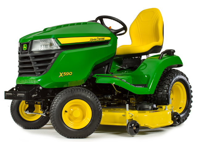 X500 Select Series Lawn Tractor | X590, 54-in. Deck | John ...
