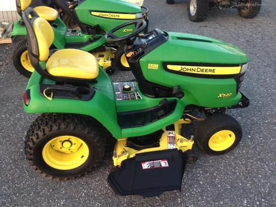 2006 John Deere X520 Lawn & Garden and Commercial Mowing ...