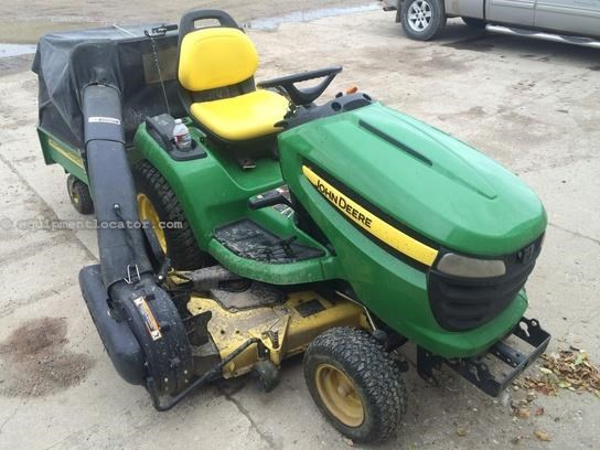 2006 John Deere X520 Riding Mower For Sale at ...
