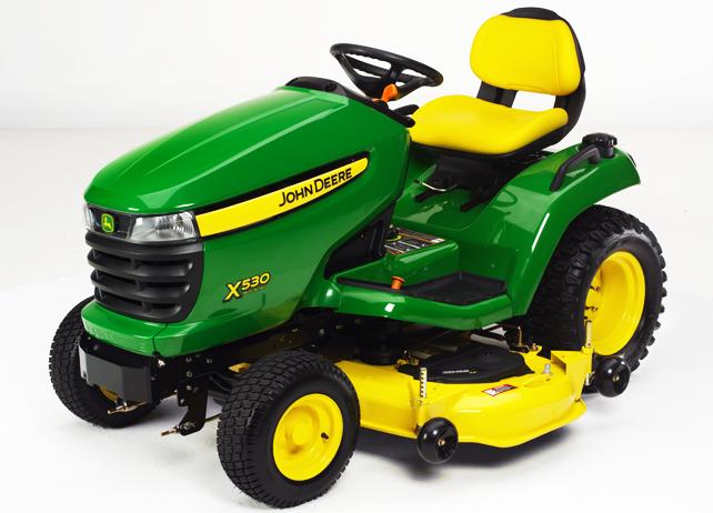 John Deere X530 Lawn Tractor