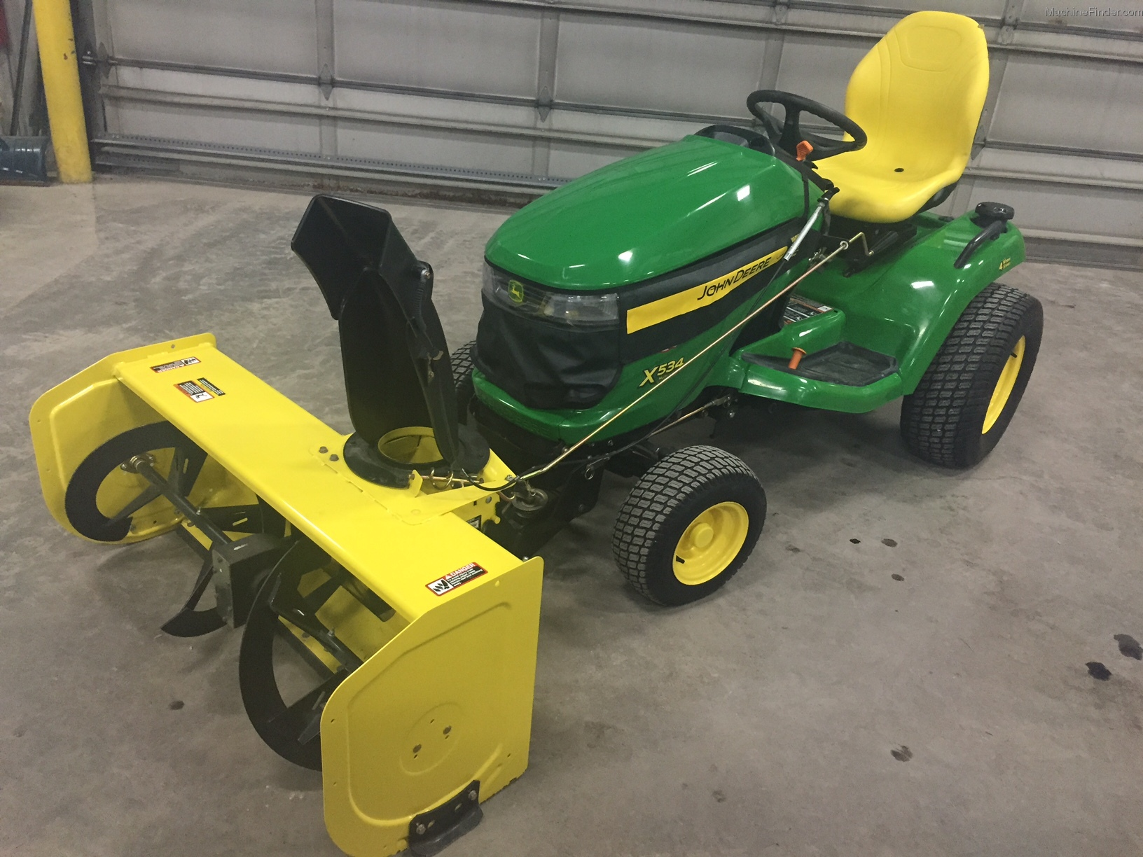 2013 John Deere X534 Lawn & Garden and Commercial Mowing ...
