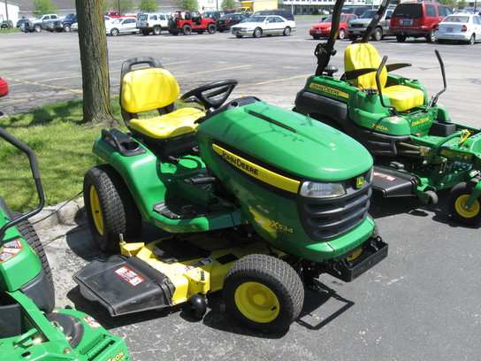 2008 John Deere X534 Lawn & Garden and Commercial Mowing ...